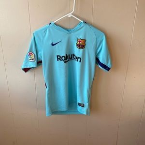 Nike Lionel Messi Soccer Jersey